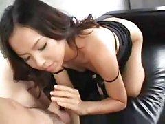 예쁜 일본 섹시한중년여성