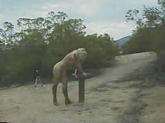 처벌: 말을 타고