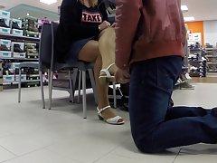 호 색 한 쇼핑