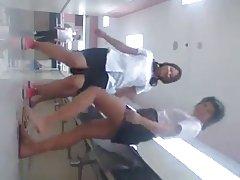 섹시아 소녀 춤