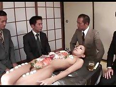 일본 스시 파티