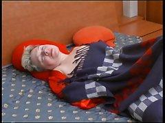러시아 성급 Irina Gurina SC 습니다.6-자 깨어