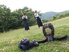 여자 3-= fd1965 위한 사무라이 훈련 캠프 =-