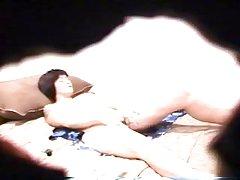 여성 베어 숨겨진된 캠