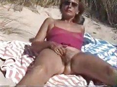 털이 해변