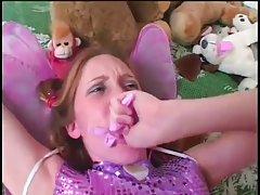 Fairy Princess 망에 의하여 침입자