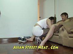 체인 지 아시아 돼지를