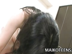 Megumi Shibata-예쁜 일본은 청소년이 되는 순결은