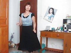 중국 옛 여자 춤