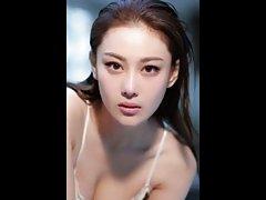섹시 한 아시아