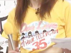 일본 newscaster 망과 우등 샤워기