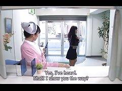 도쿄 기차 여자 3 감각적 간호사