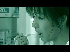 아시아 아름다움-레즈비언-uncensored