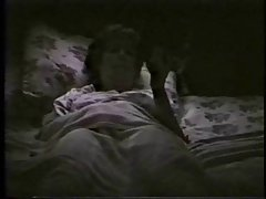 침대 1 개 객실 Masturbation2