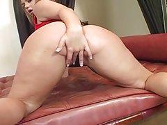 케이티 karson 큰 통 삼 키는 엉덩이