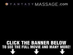 fantasymassage 시리 큰 거 시기에 가슴과 음부를 슬라이드