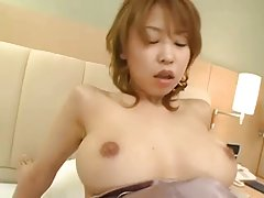 Shapely 일본 아름다움을 가져옵 거대한 여자 친구