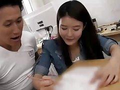 뜨거운 한국의 교사와 학생들의