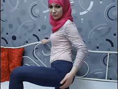 는 소녀 이슬람 Mashallah! hijab2013