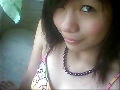 아시아 여자