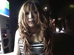 섹시 한 아시아 아기 점점 교 련된 하면서 엑스터시와 끙